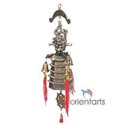 Chinese Pagoda Fortune Bells